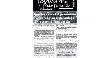 Boletín de la Púrpura (Diciembre 2017)
