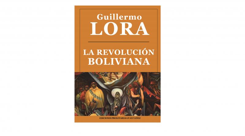 """¡LANZAMOS """"LA REVOLUCIÓN BOLIVIANA""""!"""
