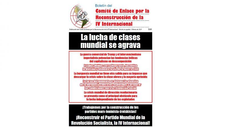 Boletín del CERCI n°25
